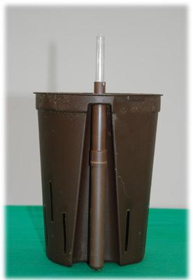 Hydrokulturtopf 13 12 topf mit wasserstandsanzeiger for Hydrokultur shop