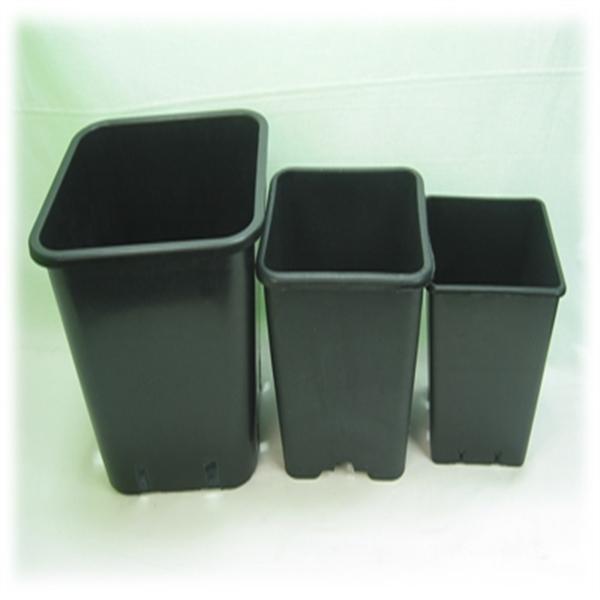 4 kant topf 11x12cm hydrokultur pflanzcontainer gbk shop for Hydrokultur shop