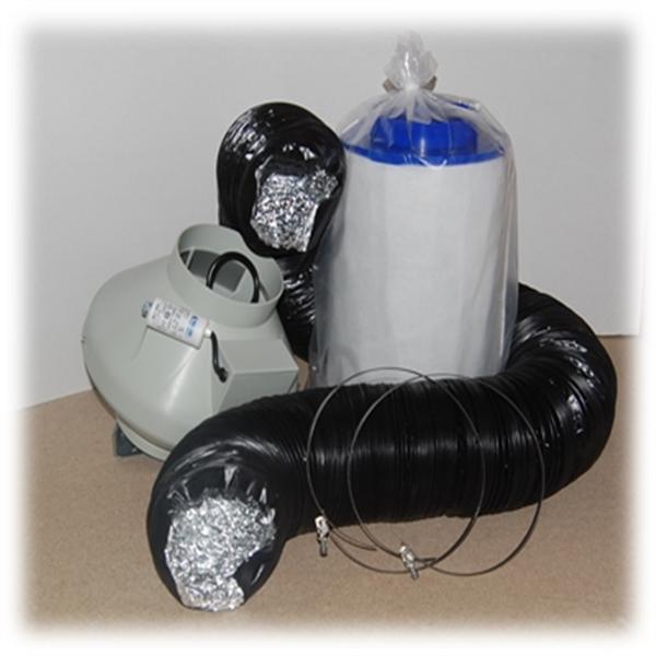 klimaset 400m l fter filter schlauch schellen ebay. Black Bedroom Furniture Sets. Home Design Ideas